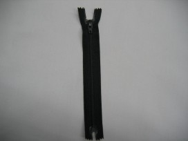 Japonrits 30 cm. zwart