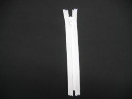 Japon rits 25 cm. wit