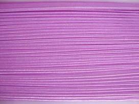Paspelband dubbelzijdig elastisch Lila 5005-187