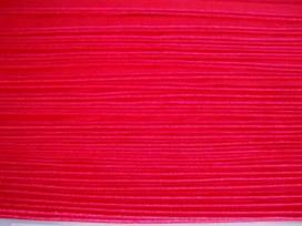Paspelband dubbelzijdig elastisch Rood 5004-725