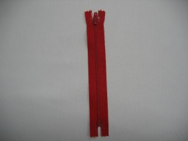 Japon rits 35 cm. rood