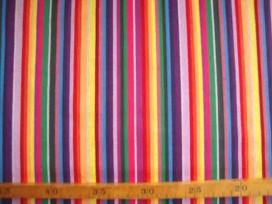 5c Polyester lengtestreep Gekleurd 4411-1N