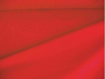 Tricot rood, een mooie kwaliteit jersey van de firma Nooteboom.  92% katoen/8% elastan  1,60 meter breed  240 gram p/m²