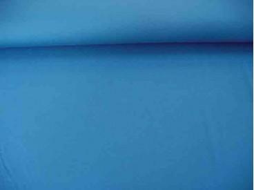 Tricot petrol, een mooie kwaliteit jersey van de firma Nooteboom.  92% katoen/8% elastan  1,60 meter breed  240 gram p/m²