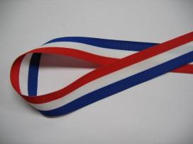 Sierband Nederlandse Vlag 25mm