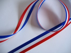 Sierband Nederlandse Vlag 20mm