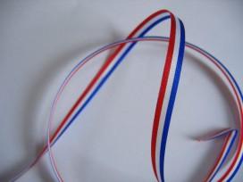 Sierband Nederlandse Vlag 6mm