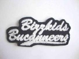 9c Bizzkids Bucanneers Zwart/wit R