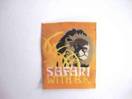 Safarie met BK R  BK