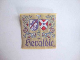 7u Applicatie jongens Heraldic