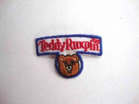 8q Baby applicatie mini Teddy Ruxpin