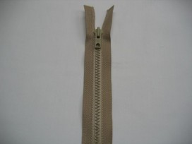 3m Blokrits 15 cm. zand met grijze tandjes