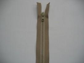 Blokrits 15 cm. zand met grijze tandjes