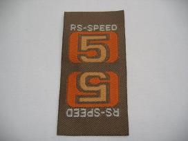 RS speed 5 camel/oranje/geel R  BK