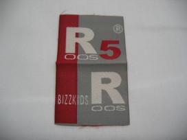 Roos 5 rood/grijs R  BK