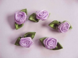 5g Bloem applicatie Roosje lila 250a COPY