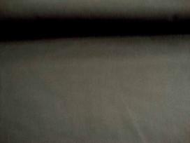 Wollen stof effen stretch Grijs 7602PLwo