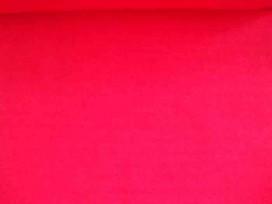 Boordstof acryl Helderrood 873AB