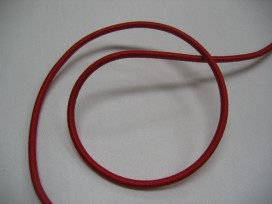 Rood koord elastiek  701