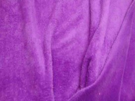 4p Wellness fleece Paars 5358-45N