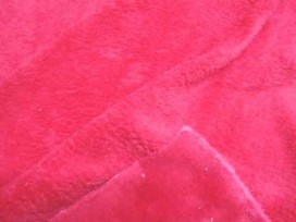 4u Wellness fleece Rood 5358-15N