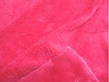 4u Wellness fleece Rood 5358-15N