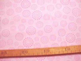 5a Katoen TST Stipcirkel Zachtroze/roze 9308-11N