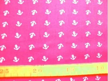 5c Katoen Nooteboom Anker Pink 9304-17N