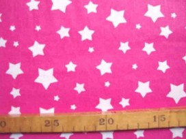 5b KatoenNooteboom Ster Pink 9303-17N