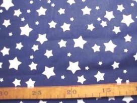 Katoen Nooteboom Ster Donkerblauw 9303-8N