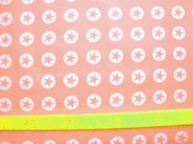 Katoen Nooteboom Cirkel Ster Roze 9302-13N