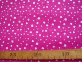 Katoen Nooteboom Kleine Stip Pink 9300-17N