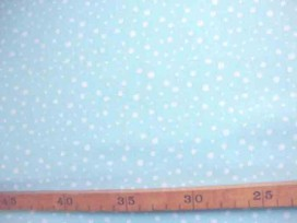 Katoen Nooteboom Kleine Stip Mintgroen 9300-22N