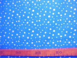 Katoen Nooteboom Kleine Stip Aqua 9300-4N