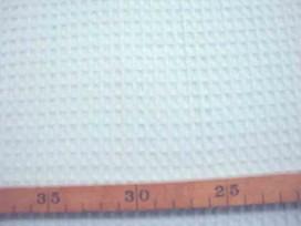5b Wafeldoek Grof Babyblauw 2902-2N