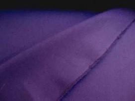 Carbonblauwe canvas  100% katoen  1.45 mtr.br.  240 gr/m2.