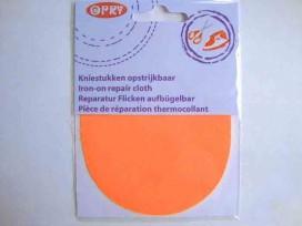 Kniestukken NEON Oranje 7216b