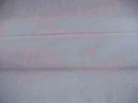 Lichtgrijze canvas 100% katoen.  100% katoen  1.45 mtr.br.  240 gr/m2.