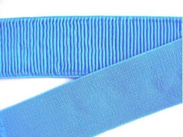 Boordband elastisch Aqua