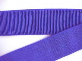 Boordband elastisch Blauw