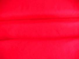 Rode canvas. 100% katoen 1.45 mtr.br.  100% katoen  1.45 mtr.br.  240 gr/m2.