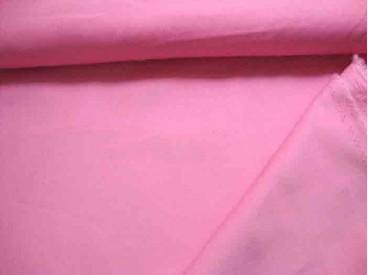 Roze soepelvallende effen babyrib corduroy. 100% katoen 1.45 meter. breed 145 gr/m2 21 Wales