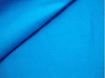 Aqua kleurige soepelvallende effen babyrib corduroy. 100% katoen 1.45 meter. breed 145 gr/m2 21 Wales