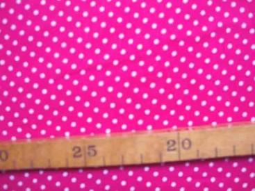 5d Babyrib Pink met stipjes 5148-17N