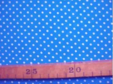 5f Babyrib Aqua met stipjes 5148-4N