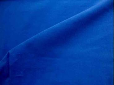 Kobalt kleurige soepelvallende effen babyrib corduroy. 100% katoen 1.45 meter. breed 145 gr/m2 21 Wales