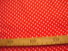 5j Babyrib Oranje met stipjes 5148-36N