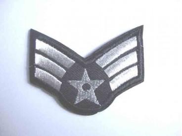 8s Leger applicatie Open ster Zilver leger 28