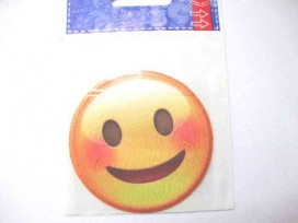 Smiley applicatie groot smile