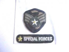 9b Leger applicatie Special Force 2 app. Leger 38